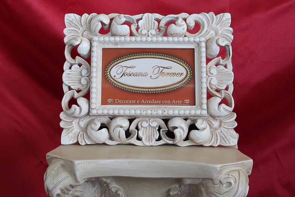 Toscana forever realizzazione e vendita di cornici for Vendita cornici per quadri