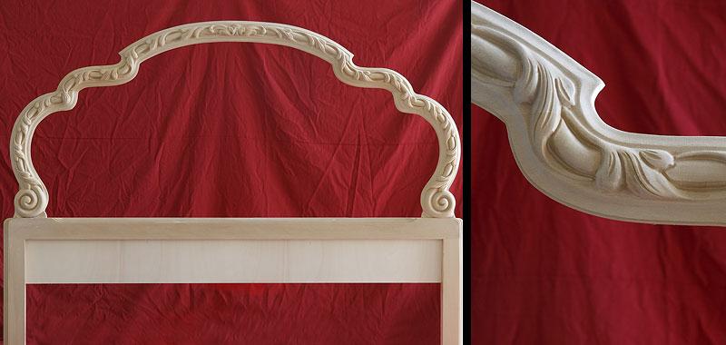 Toscana forever realizzazione produzione e vendita di testate del letto artigianali dipinte - Testiere letto fai da te ...