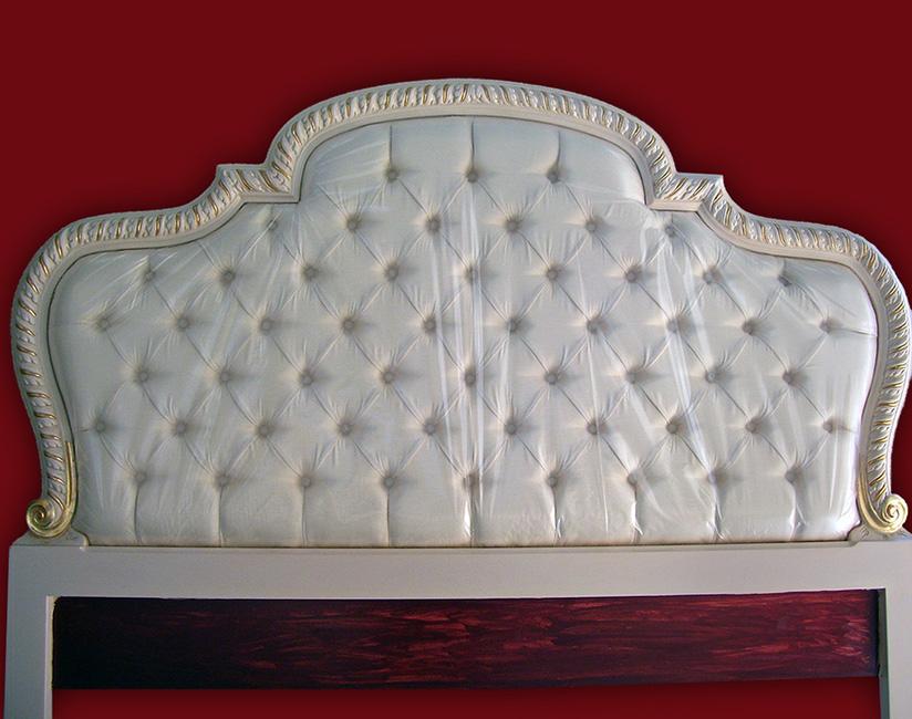 Toscana forever realizzazione produzione e vendita di - Spalliera del letto ...