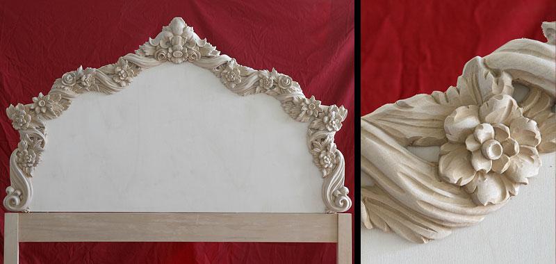 Toscana Forever - realizzazione produzione e vendita di testate del letto artigianali dipinte ...
